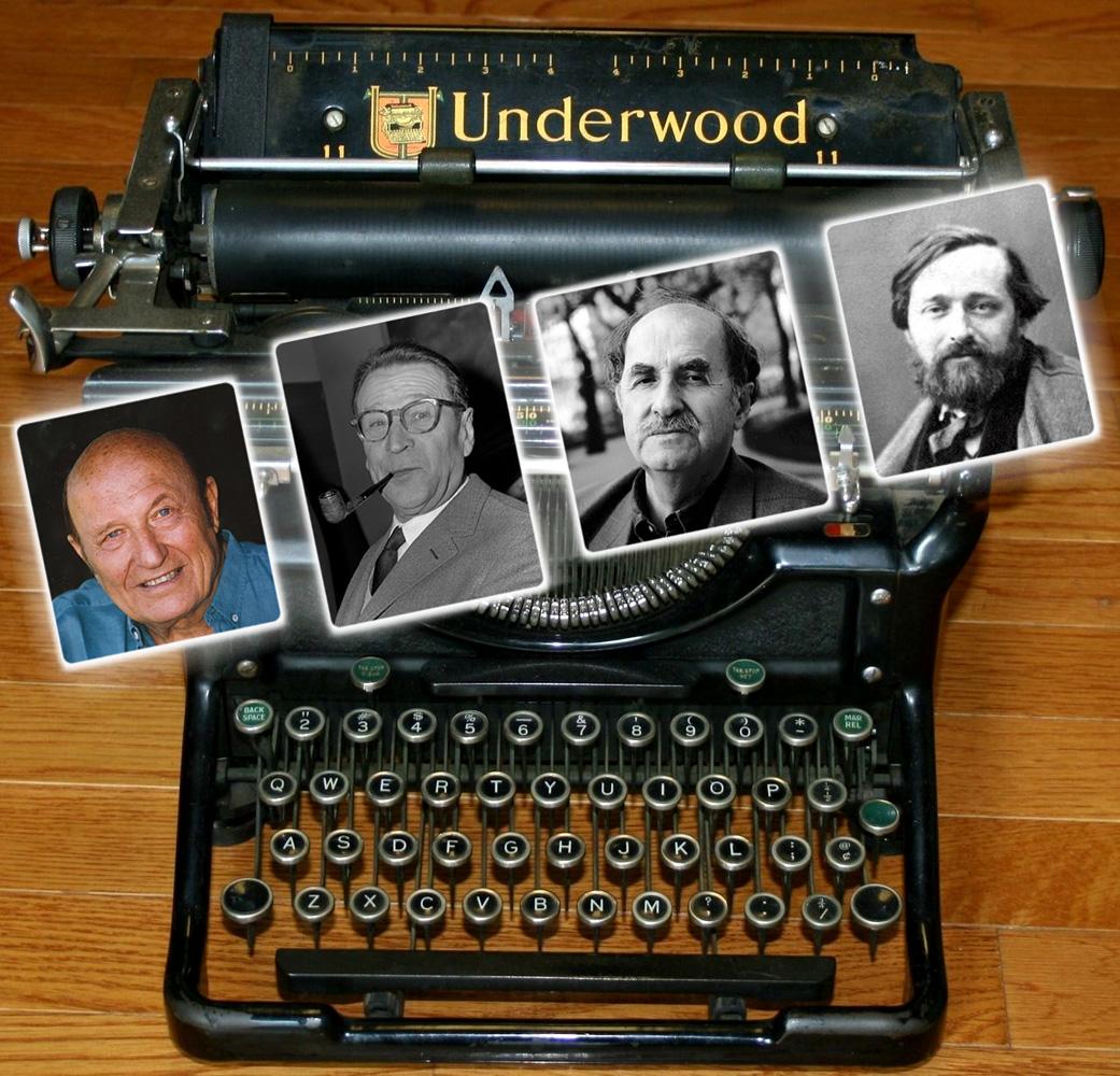 Underwood Frédéric Dard